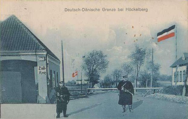 befolkning i danmark og nordtyskland